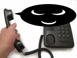 電話 非 なぜ 通知